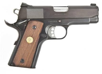 Colt MK IV Officer's ACP Pistol - .45 ACP