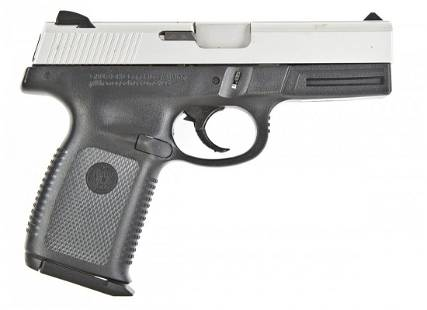 Smith & Wesson SW40VE Pistol - .40 S&W Cal.