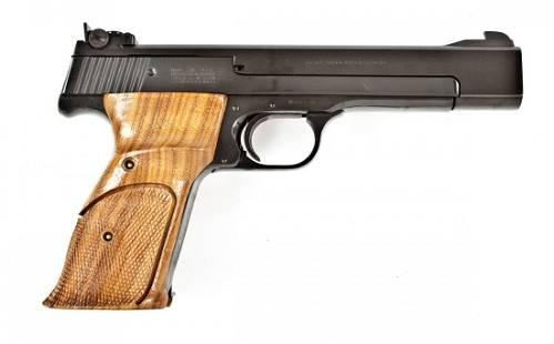 S&W Model 41 Pistol - .22 Cal.