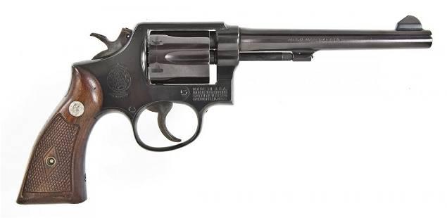 Smith & Wesson Model 10 Revolver - .38 Spl.
