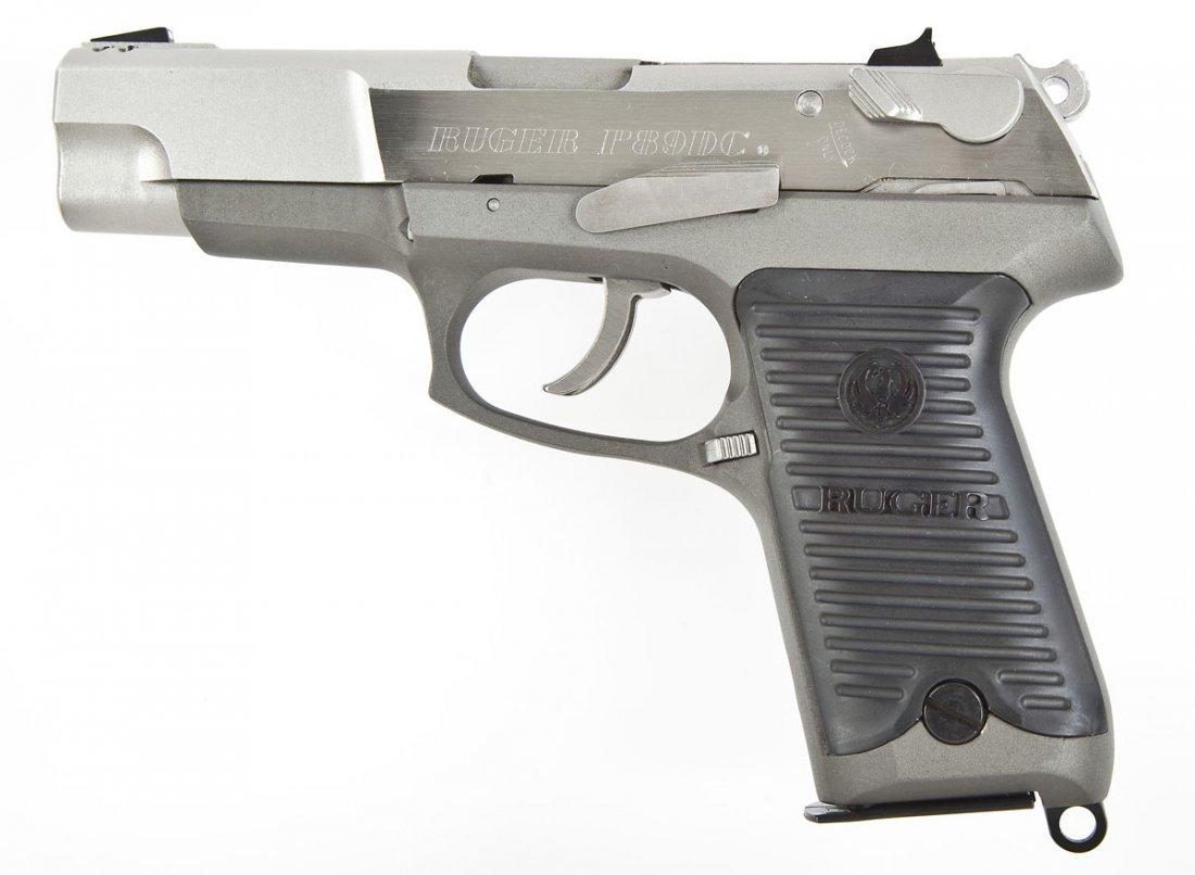 95: Ruger P89DC Pistol - 9mm Cal. - 2