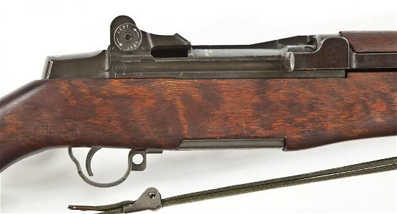 130: Springfield Armory M-1 Garand Rifle - .30-06 Cal.