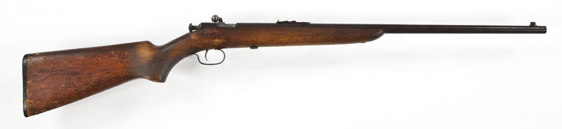 160: Winchester Model 60 Rifle - .22 Cal. - 2