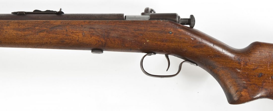 160: Winchester Model 60 Rifle - .22 Cal. - 3