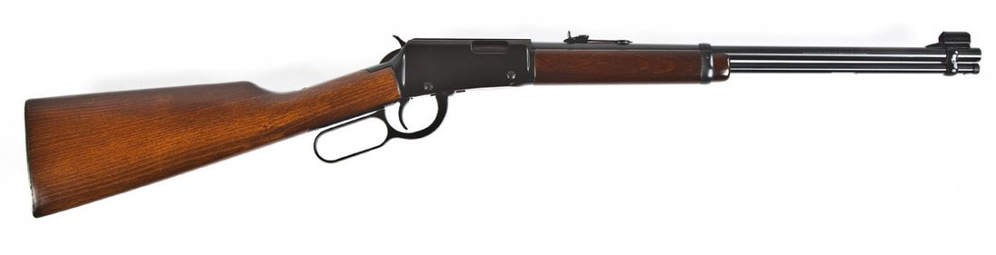 195: Iver Johnson Wagonmaster Lever Action - .22 Cal. - 2