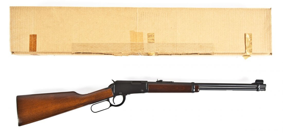 195: Iver Johnson Wagonmaster Lever Action - .22 Cal. - 3
