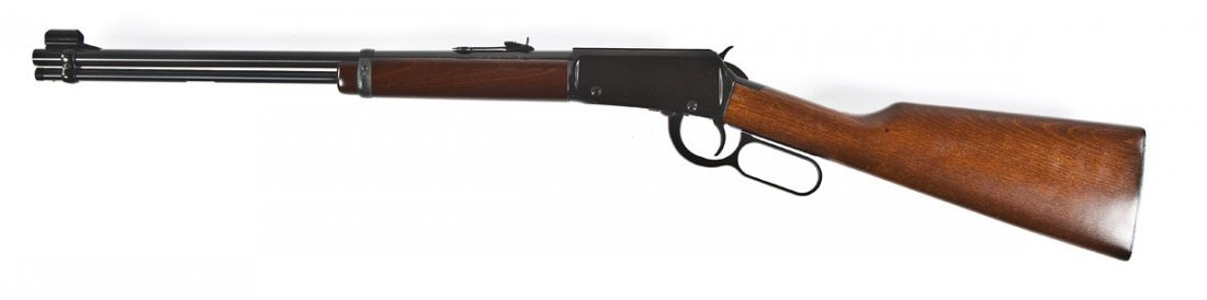 195: Iver Johnson Wagonmaster Lever Action - .22 Cal. - 5