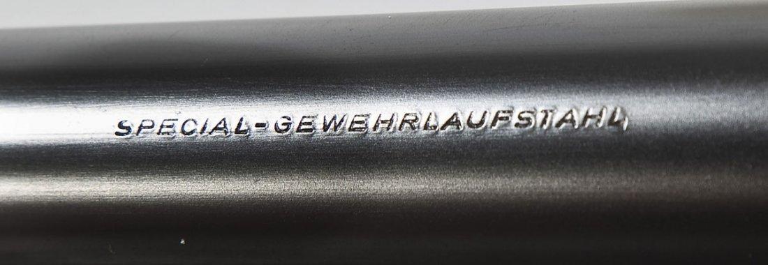 214: German Simson Suhl Drilling - 12 Ga/.30-06 Cal. - 6