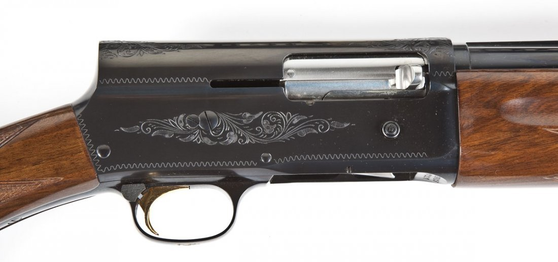 224: Browning Grade I Auto-5 Sweet 16 Shotgun - 12 Ga.