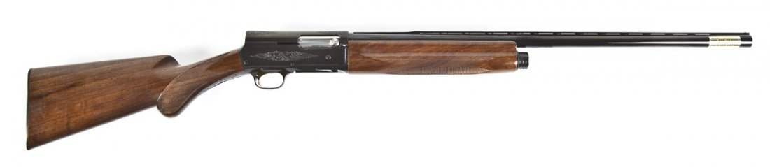 224: Browning Grade I Auto-5 Sweet 16 Shotgun - 12 Ga. - 2