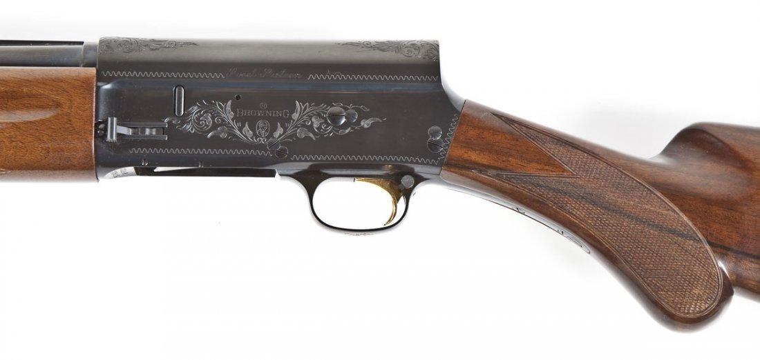 224: Browning Grade I Auto-5 Sweet 16 Shotgun - 12 Ga. - 3