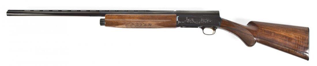 224: Browning Grade I Auto-5 Sweet 16 Shotgun - 12 Ga. - 4