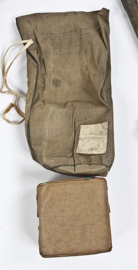 268: WWII Era USMC Backpack - 7