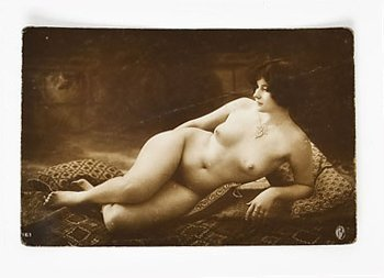 Early 20th C Collection of Images of Nudes