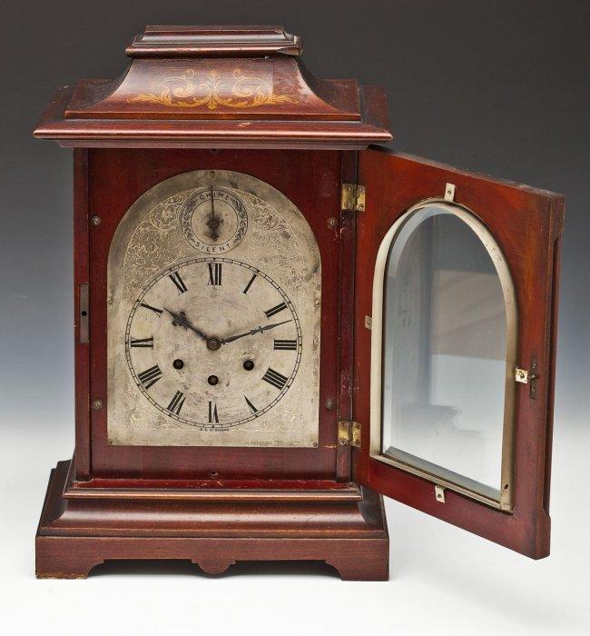 Gustav Becker Westminster Chime Clock
