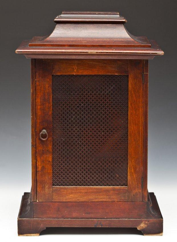 Gustav Becker Bracket Clock