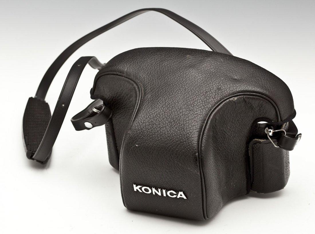 Konica Autoreflex T3 Camera with Konica Case - 7