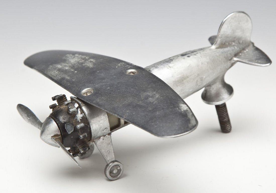 Lindbergh Spirit of St. Louis Hood Ornament