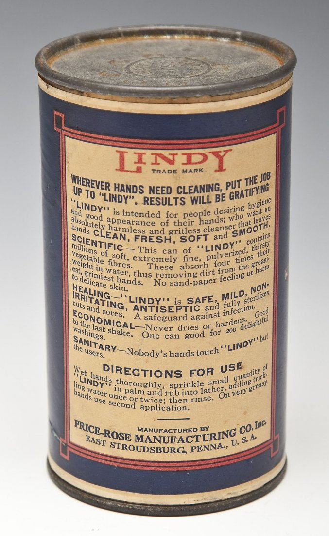 Period Unopened Lindy Hand Cleanser - 2