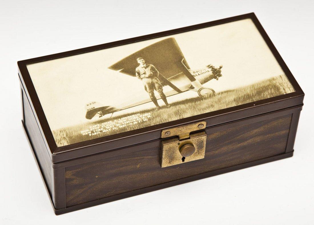 1926 Charles Lindbergh Spirit of St. Louis Box