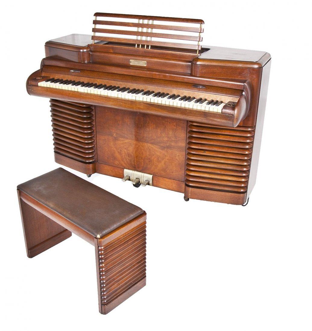 RCA Story & Clark Storytone Deco Electric Piano - 3