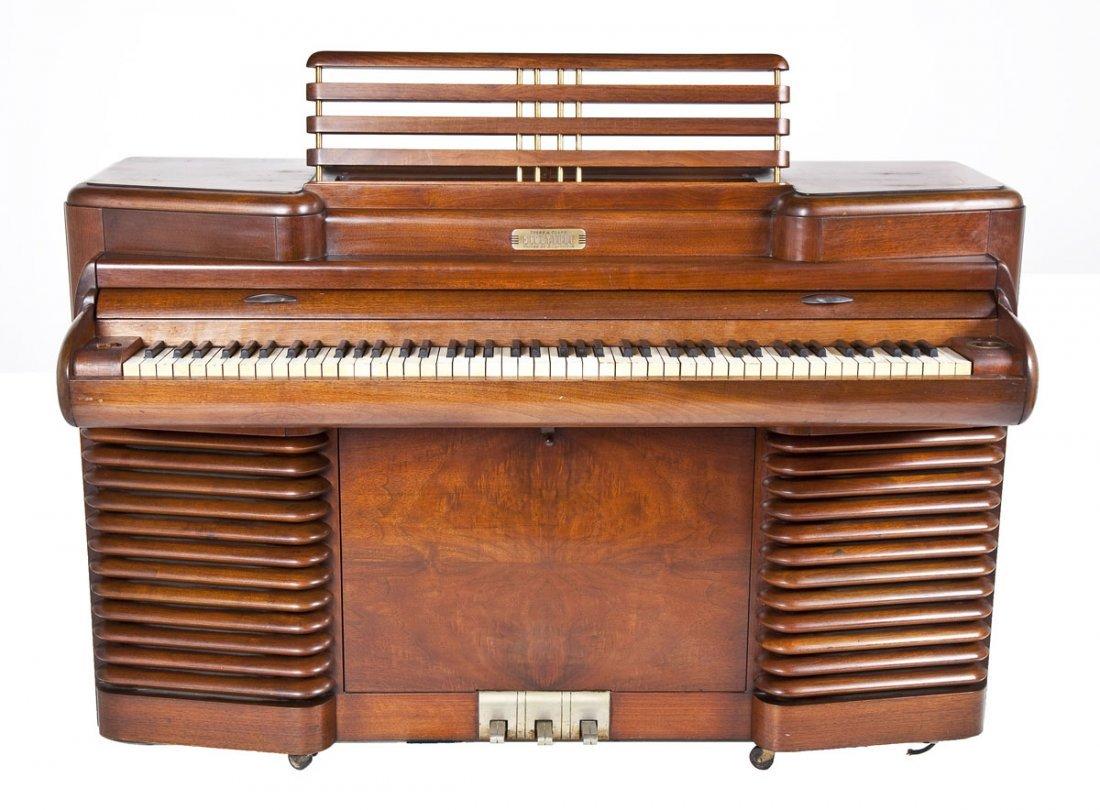 RCA Story & Clark Storytone Deco Electric Piano - 4