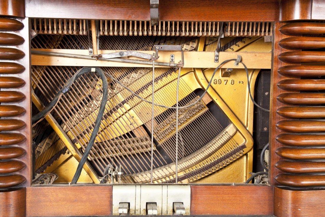 RCA Story & Clark Storytone Deco Electric Piano - 6