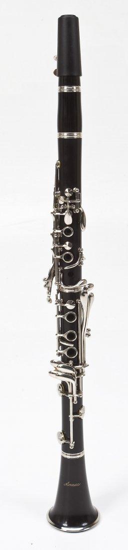 Anaxa Bb Concert Clarinet in Case
