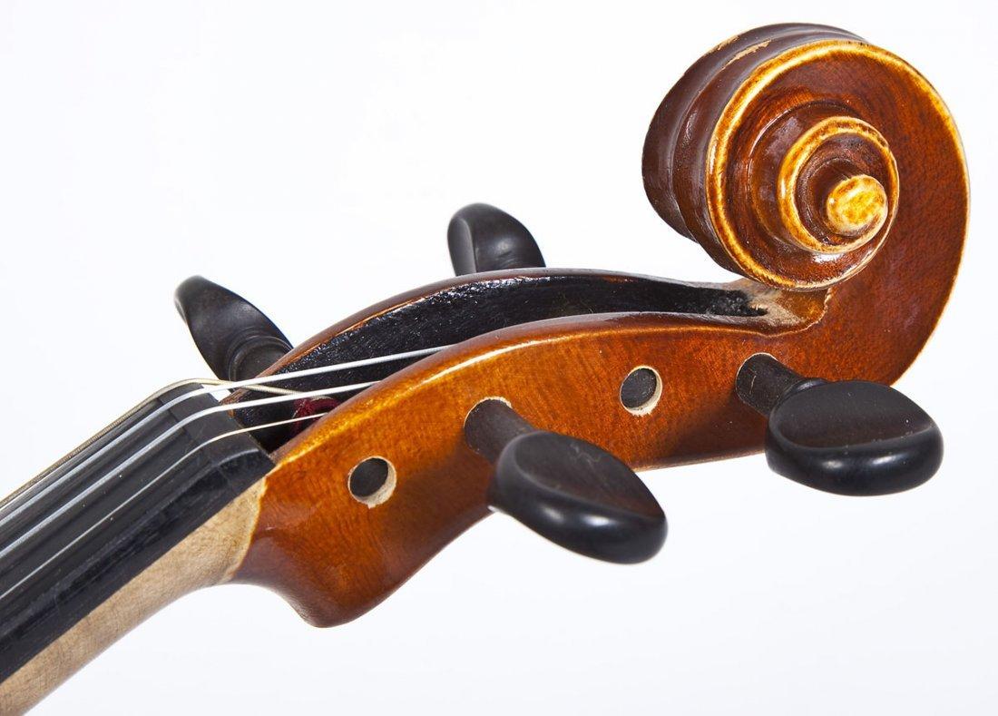 William Lewis and Son 4/4 Violin - 6