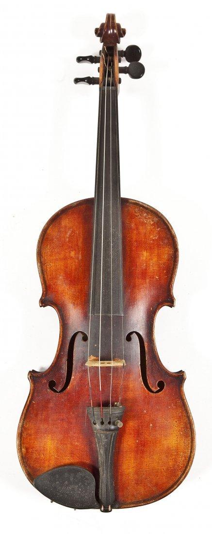 1912 Model Antonius Stradivarius Violin