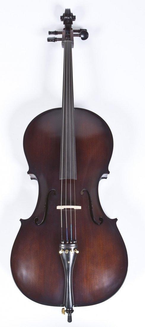 Song Chung Musical Instrument Co. Cello