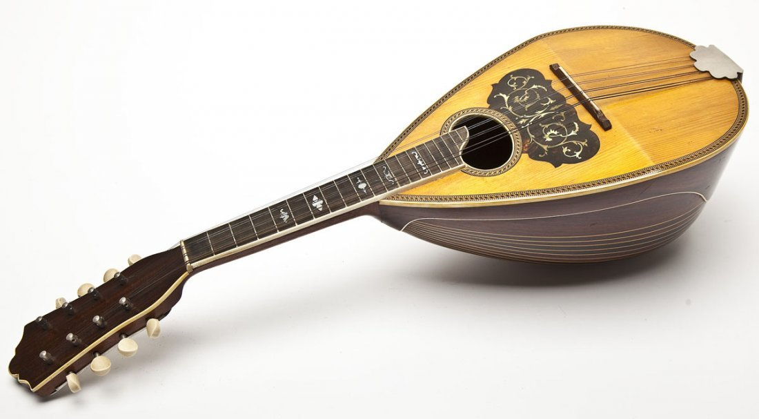 Stella 8 String Mandolin with Case