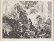 After Giovanni B Piranesi Italian 17201778