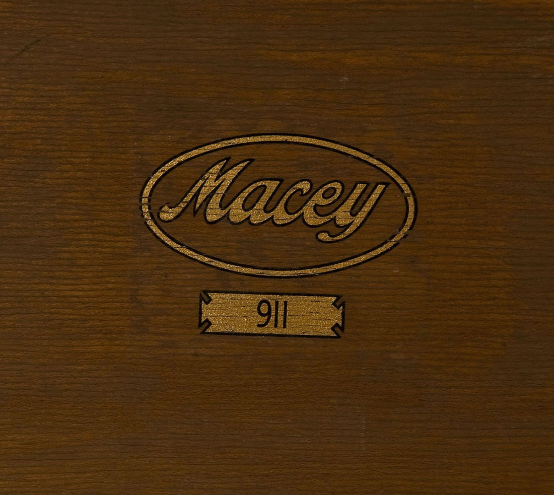 Macey 4 Stack Oak Barrister Bookcase - 4