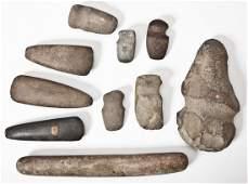 10 Native American Stone Tools