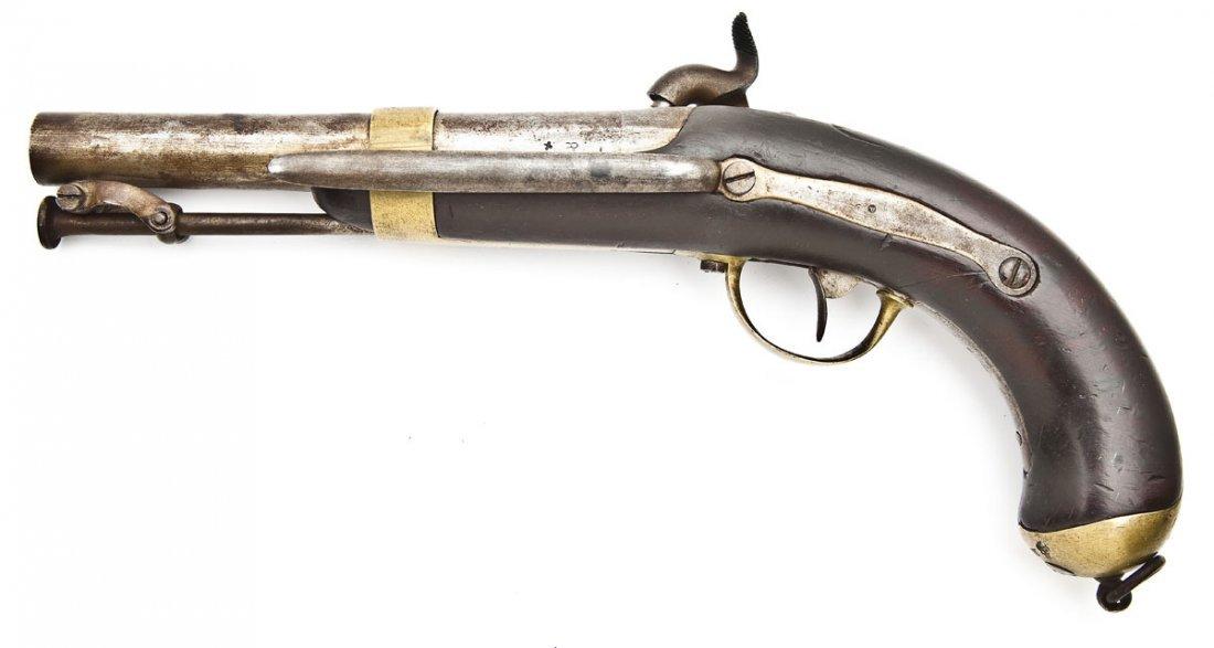 1837 Chatellerault French Navy Pistol - 2