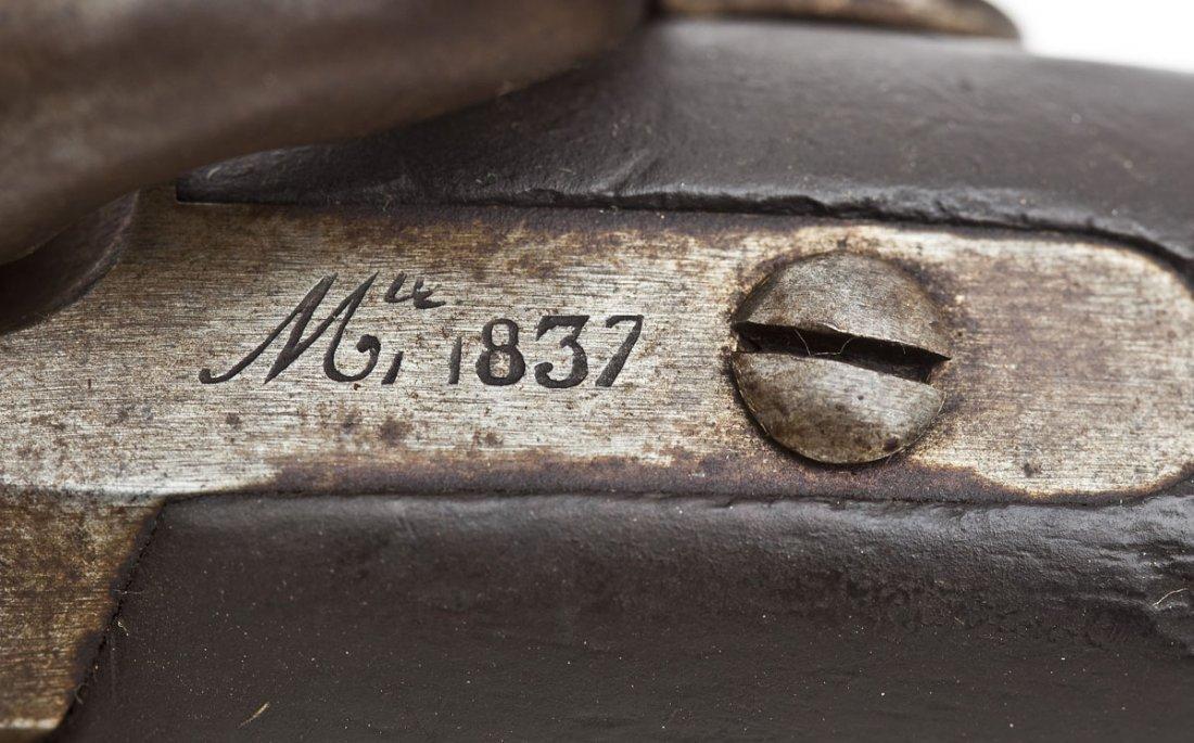 1837 Chatellerault French Navy Pistol - 6
