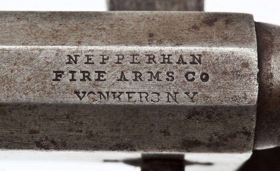 Nepperhan Firearms Co. Pocket Revolver - 3