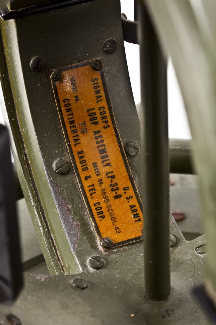 U.S. Army Signal Corps Radio Set SCR-503-B - 6