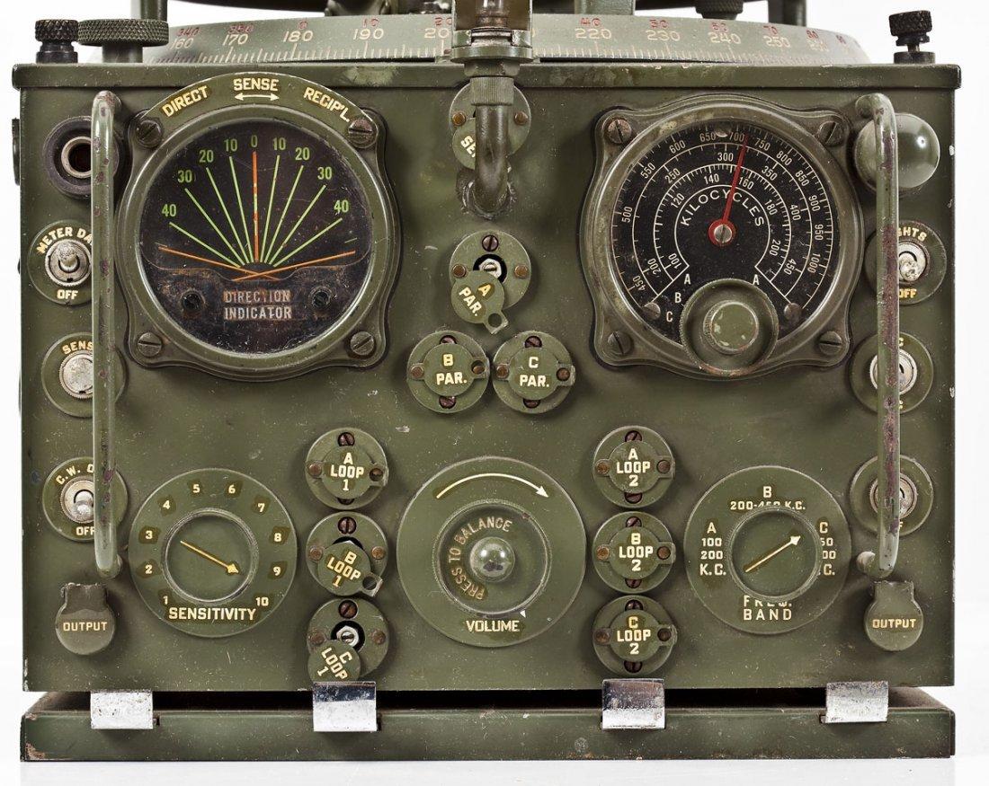 U.S. Army Signal Corps Radio Set SCR-503-B - 7