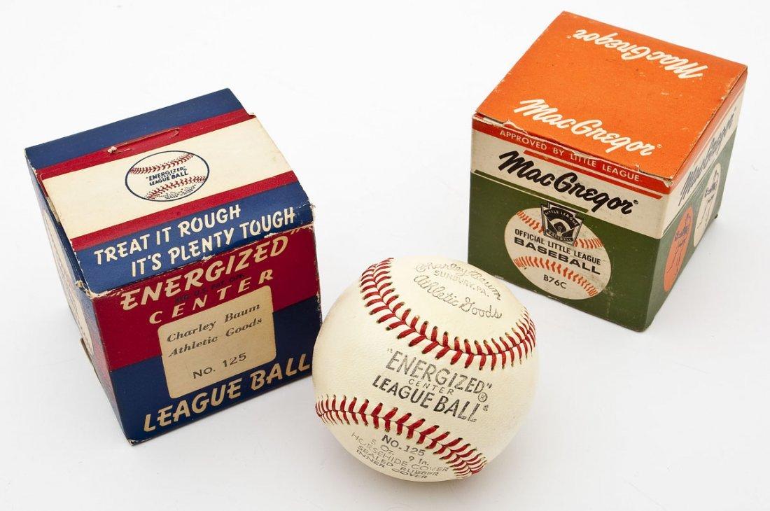 1940's League Ball in Original Box