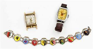 3 Pcs Jewelry incl Little Orphan Annie Watch
