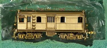 GHB Illinois Traction System #109 Brass Electric