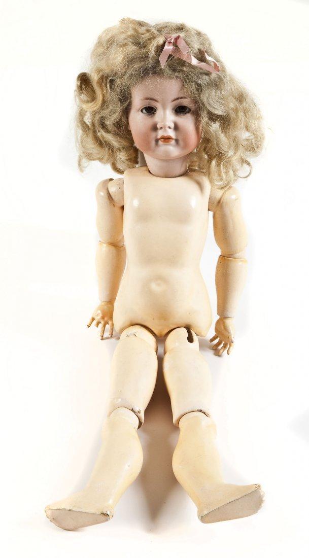 Kammer & Reinhardt/Simon & Halbig Doll 117/A