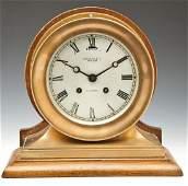 John Bliss & Co. Chelsea Ship's Bell Clock
