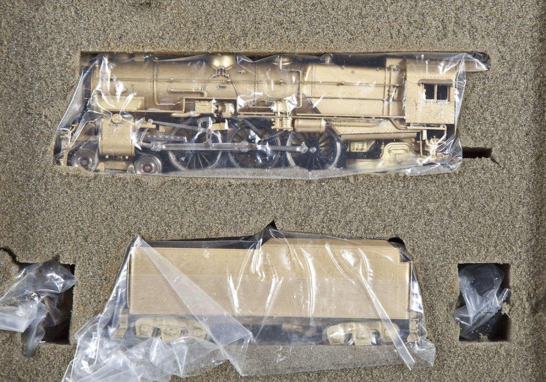 Westside Model/Katsumi PA K-5 Brass Loco & Tender