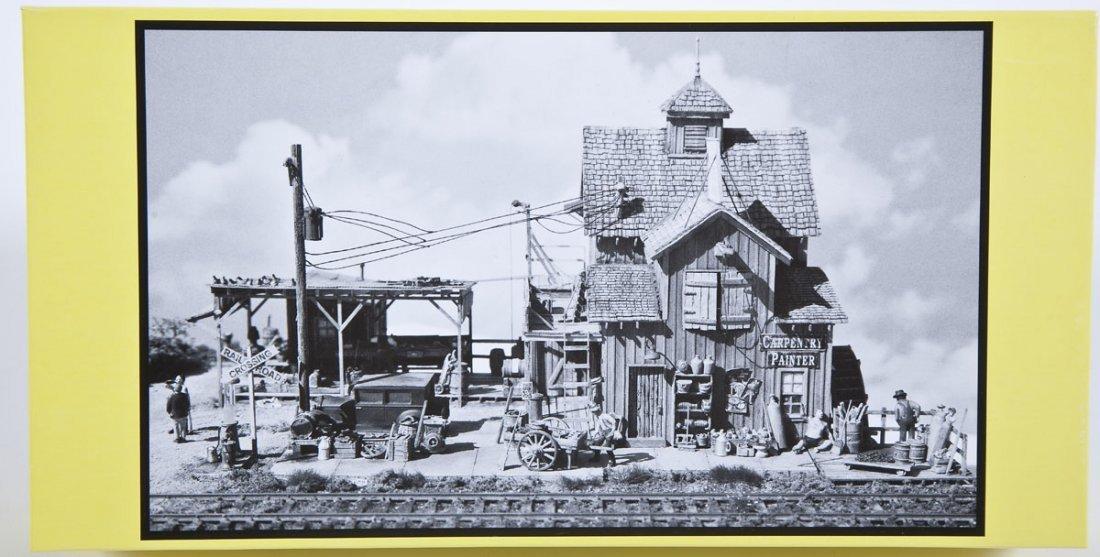 Fine Scale Miniatures Elijah Roth & Sons Kit #13