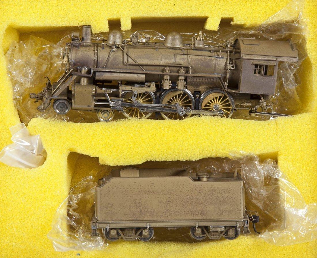 Sunset Models B&O B-18 Brass Loco & Tender