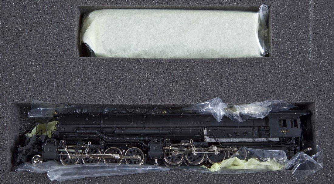 Precision Scale B&O EM-1 Brass Loco & Tender