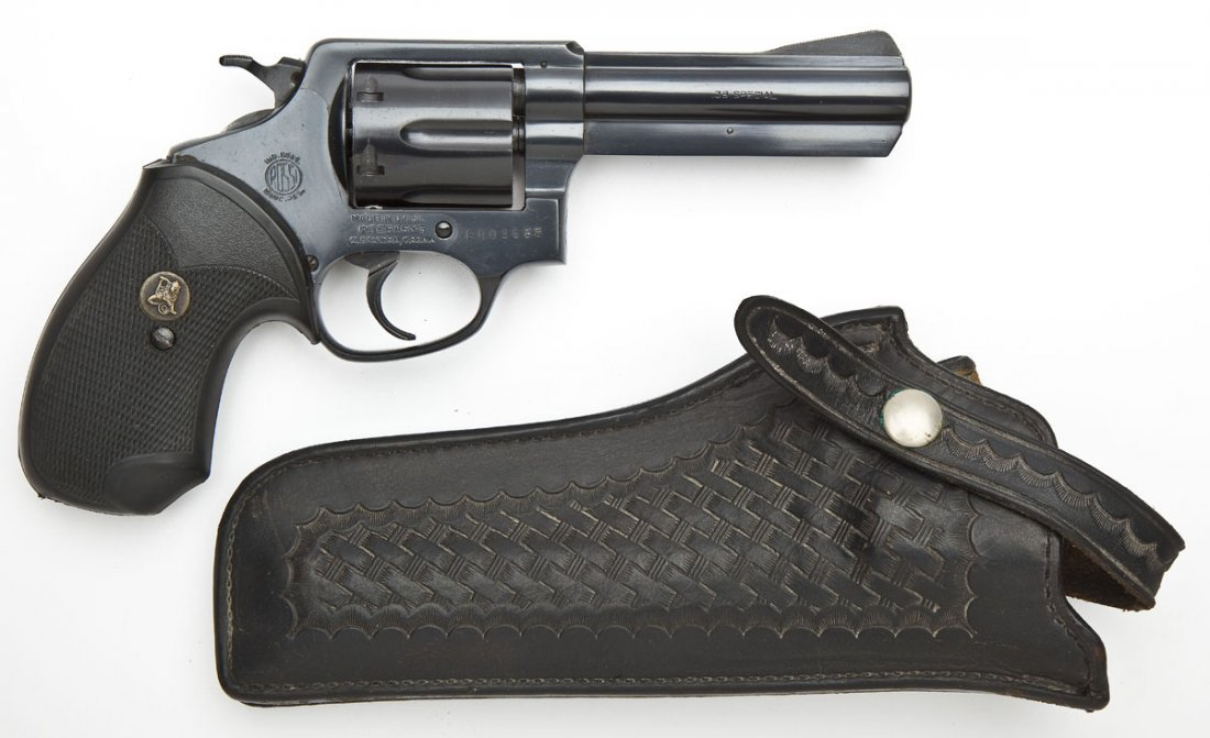 Rossi Model 94 Revolver - .38 Special - 3